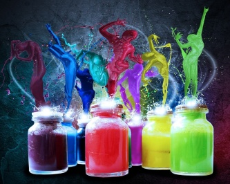 Color-Dancing-Group