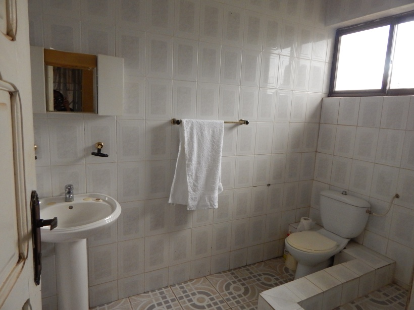 Private bathroom in my bedroom