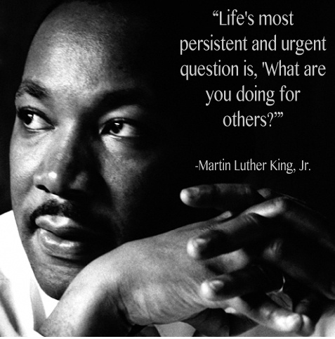 MLK Jr. -Service Quote